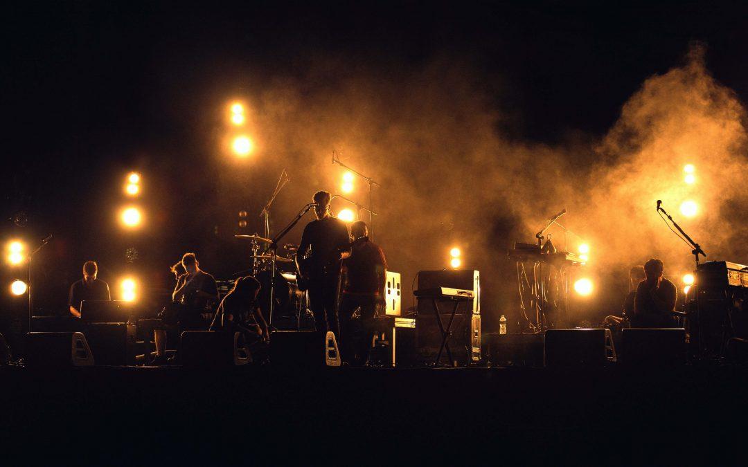 Rockbands verdienen meer dan ooit een podium