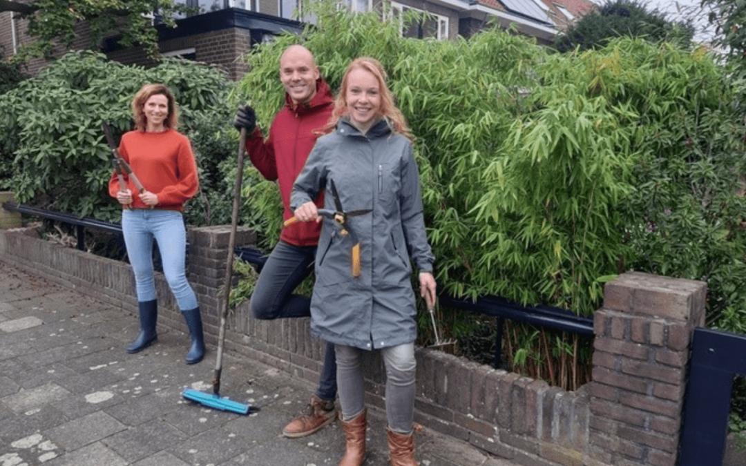 Netwerk Zin In Deventer nóg belangrijker in coronatijd