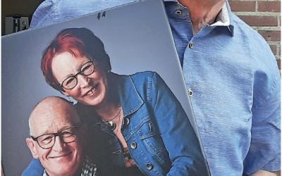 Weduwnaar Frans uit Twello enthousiast over bezoekdienst na partnerverlies